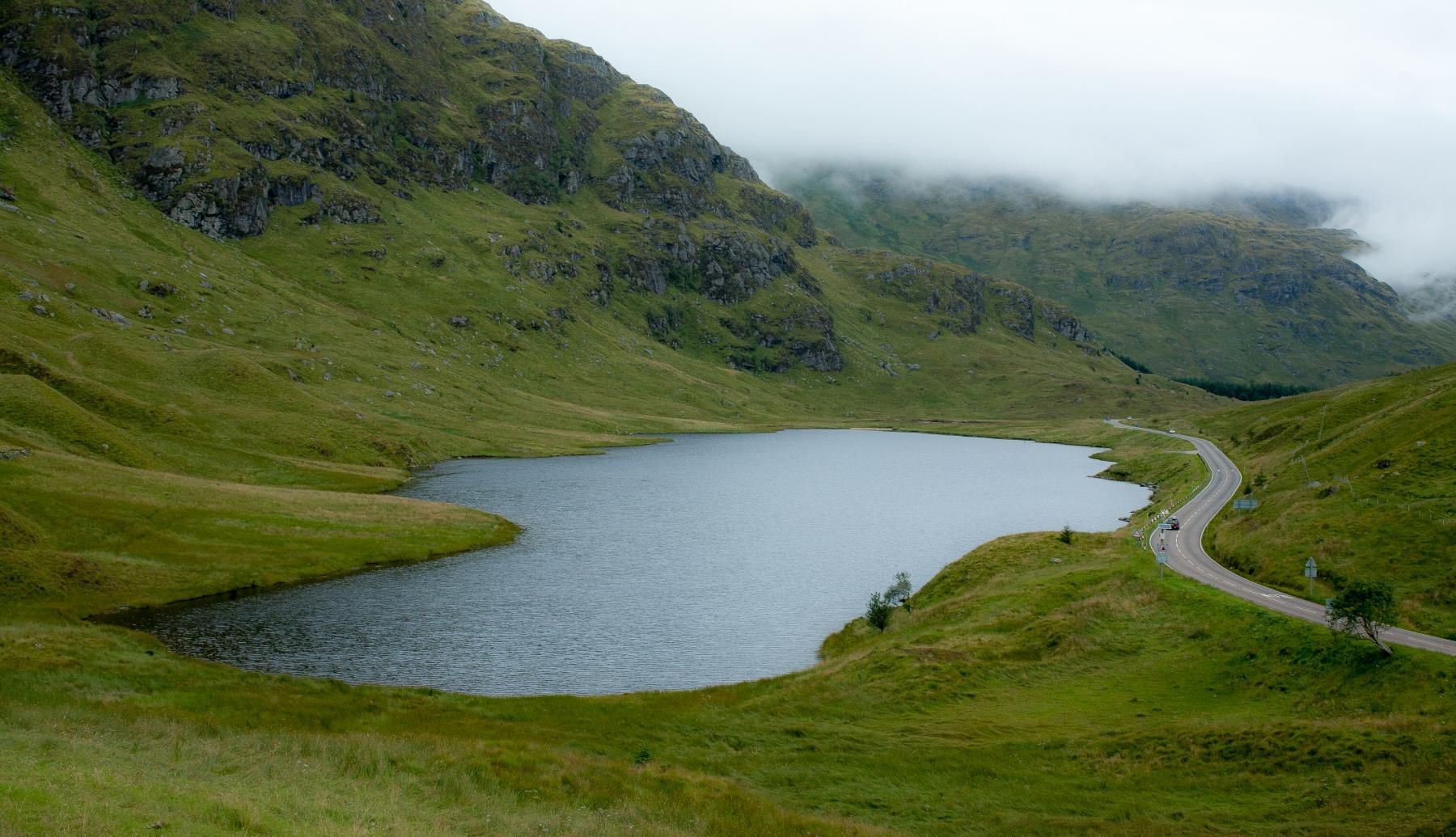 Höglandet, Skottland