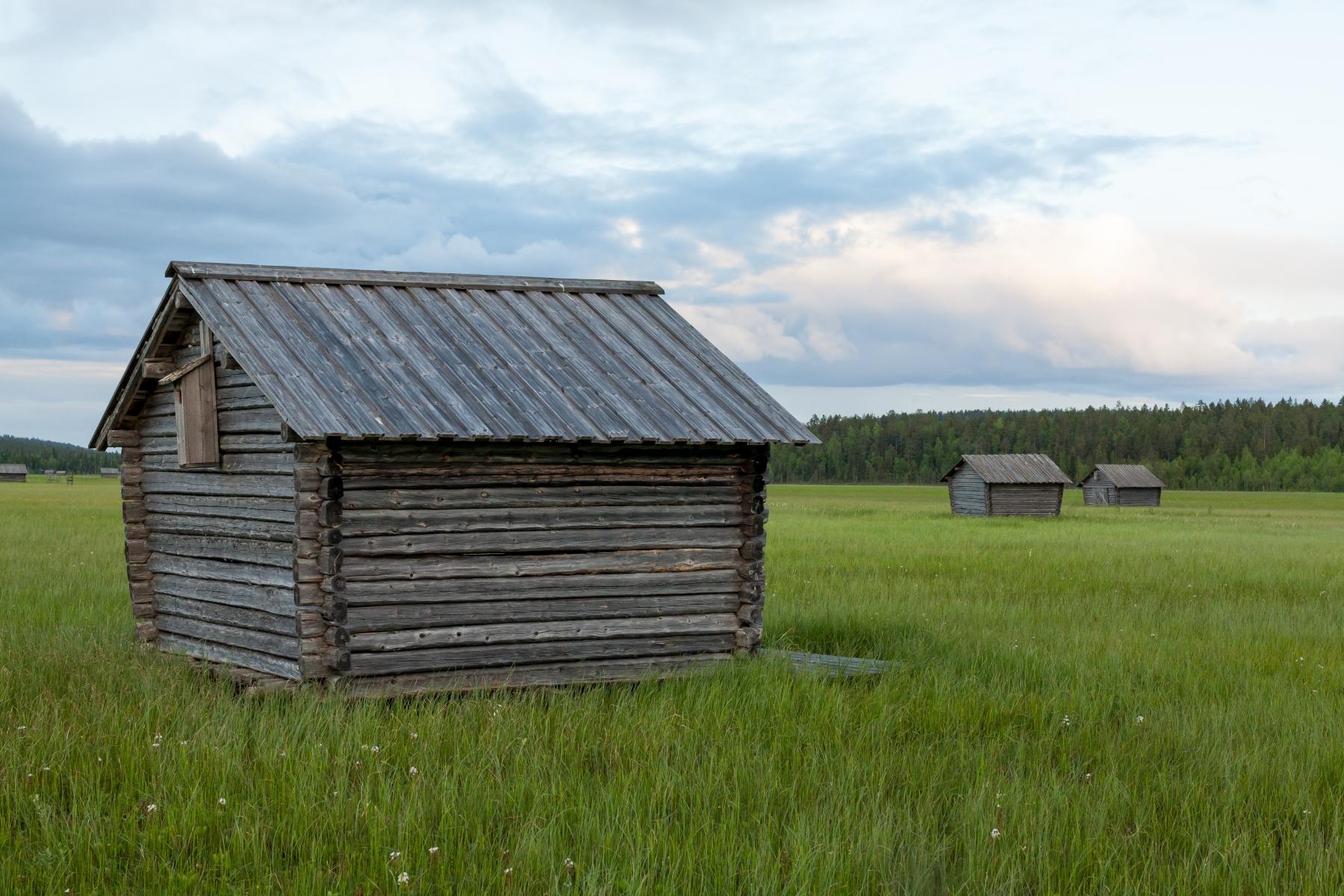 Erkheikki, Pajala, Norrbotten