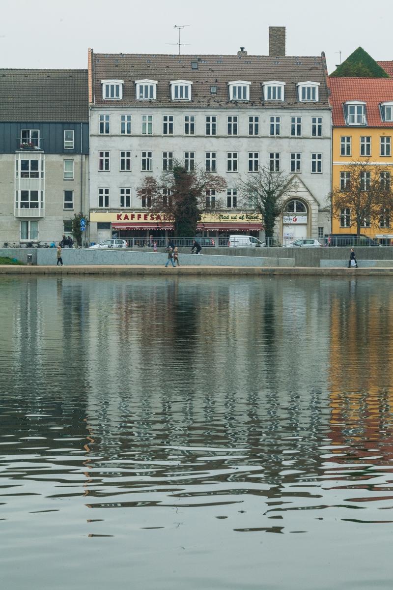 Vid sjöarna, Köpenhamn
