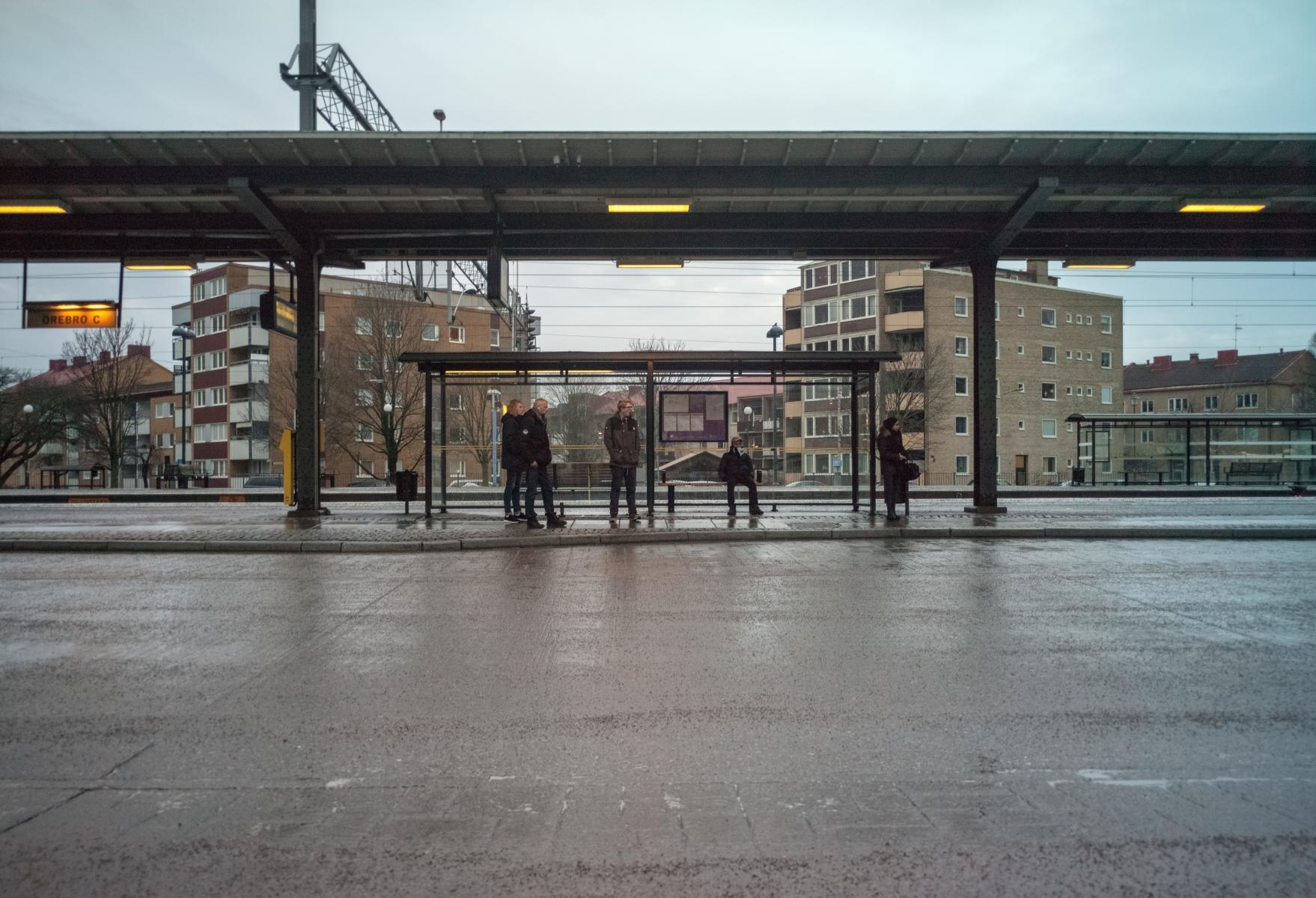 Örebro resecentrum